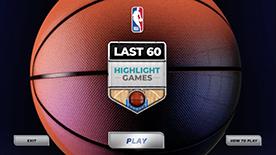 NBA Last 60 Demo